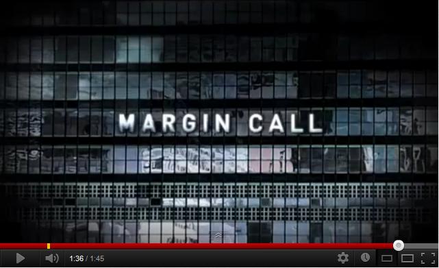 trailer margin call oin italiano