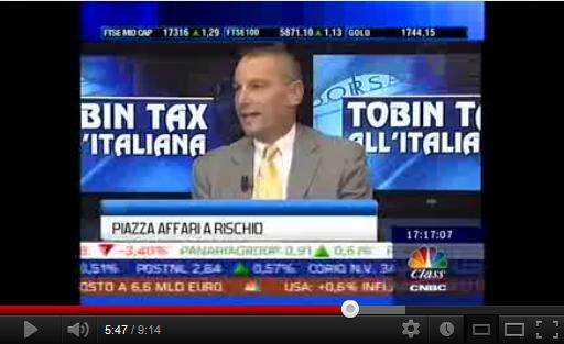 obiettivi e conseguenza della tobin tax