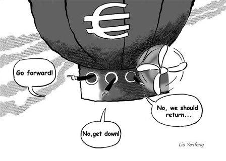 cosa succede se l'italia esce deall'euro