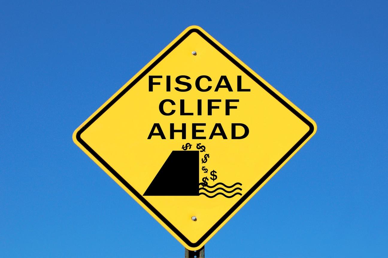 cosa vuol dire fiscal cliff