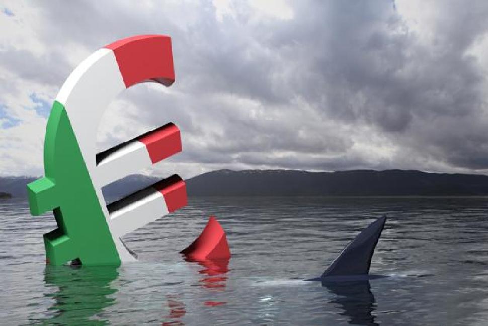 italia contro euro