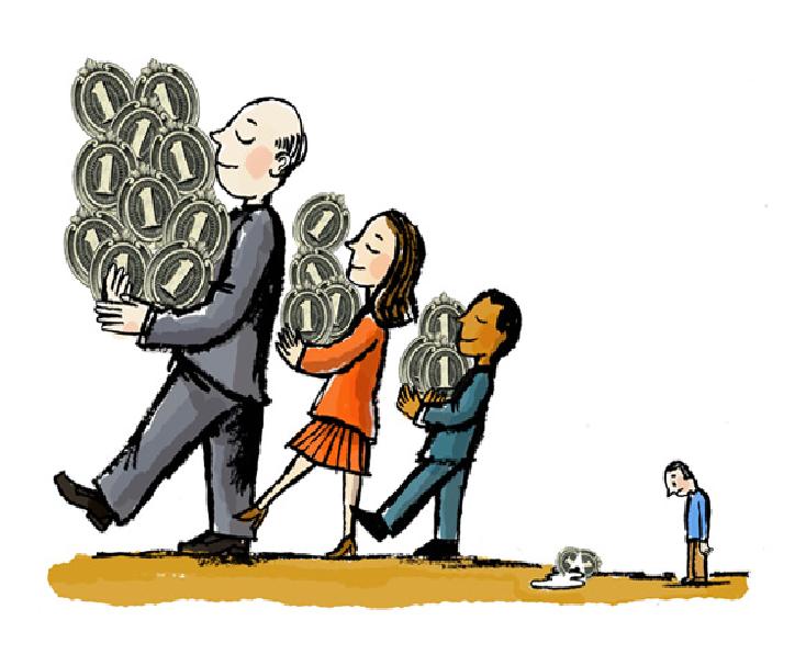 disuguaglianze italia