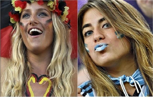 finale argentina germania