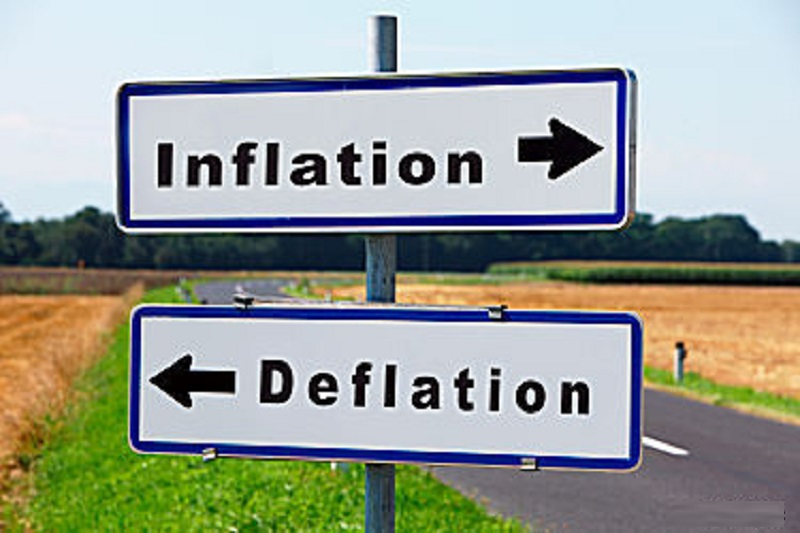 Inflazione e deflazione