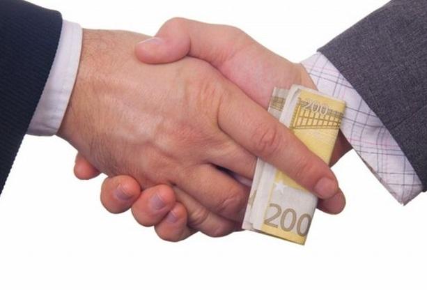 costi di corruzione e criminalità in Italia