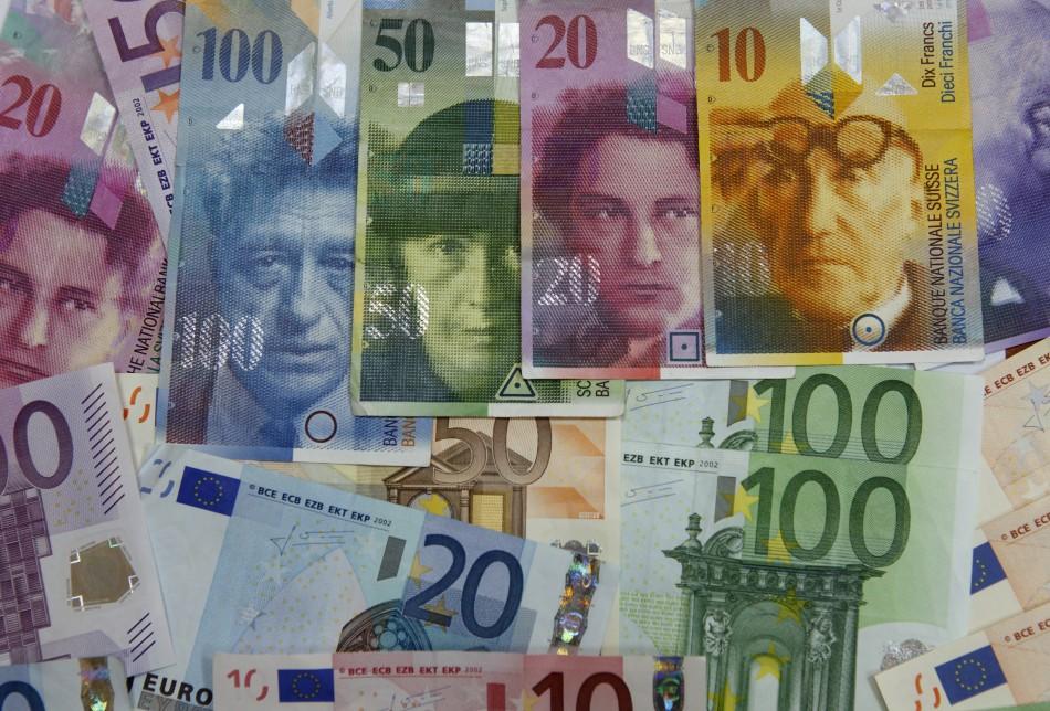 euro - franco svizzero