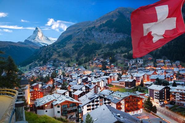 come si apre un conto in Svizzera