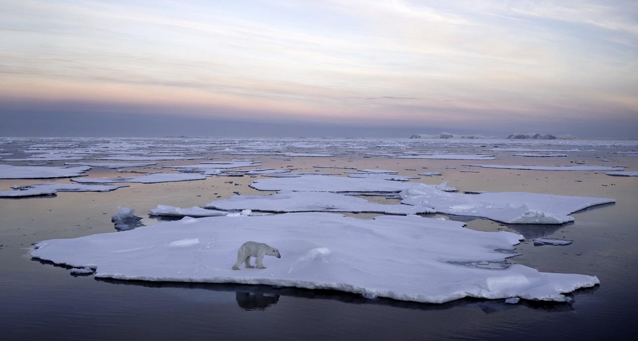 Lo scioglimento dei ghiacciai potrebbe aprire le porte a un nuovo business